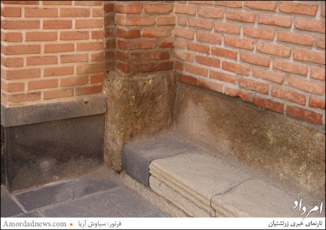 نم و رطوبتهایی که در پایین دیوارهها از زمستان و بارندگیها به جای مانده و در فصل بارندگی دردسر ساز خواهد بود