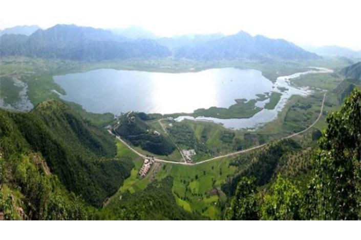 تالاب یا دریاچهی زریوار کردستان