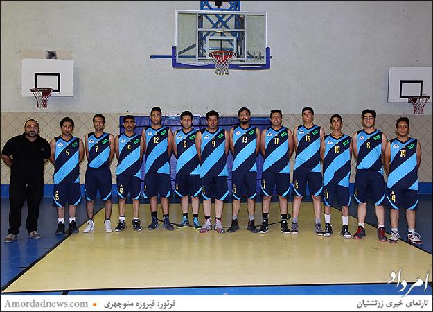 بسکتبال باشگاه یزد