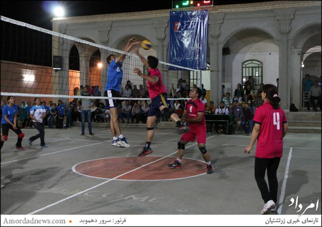 یازیهای والیبال جام راستی