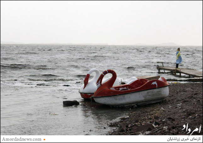 دریاچهی ارومیه
