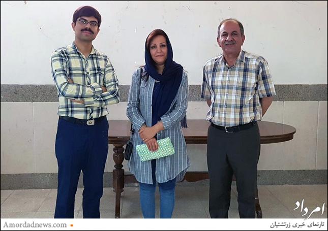 برگزاری پیکارهای تختهنرد و منچ به کوشش کمیسیون فرهنگی ورزشی زرتشتیان اصفهان