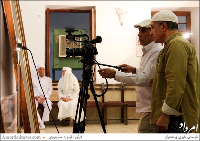 تهیهکنندگی و کارگردانی این مستند 60 دقیقهای بر دوش فرزین رضاییان است
