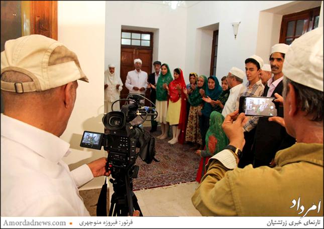 حسین حضرتی در تهیهکنندگی این آفرینهی مستند با فرزین رضاییان همکاری میکند