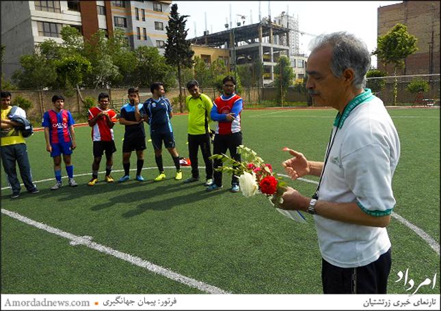 سپاسداری از باشندگان در گرامیداشت هفتهی تربیت بدنی و ورزش زرتشتیان