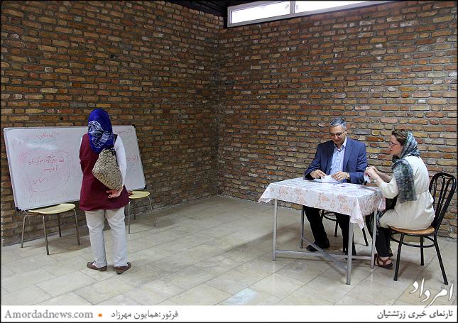 کامبیز میزانیان، هموند هیات مدیرهی انجمن زرتشتیان تهران