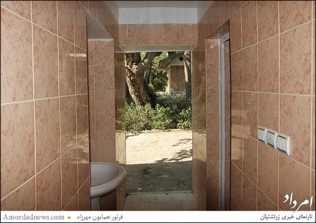 بازسازی فضای داخلی سرویس باداشتی