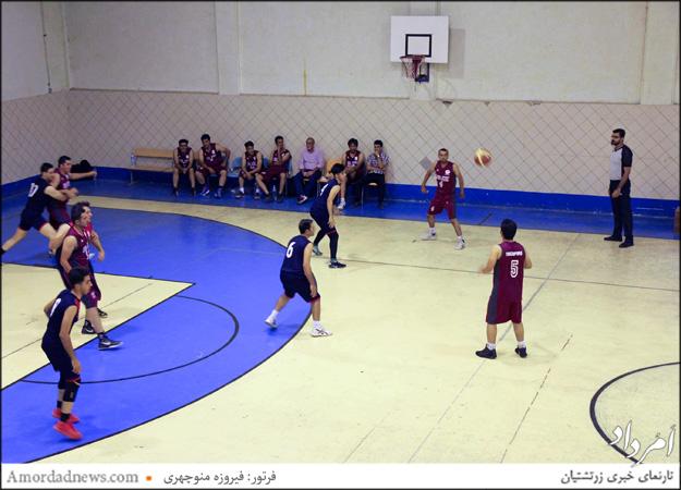 برگزار کنندهی جام رمضان هیات بسکتبال استان یزد است