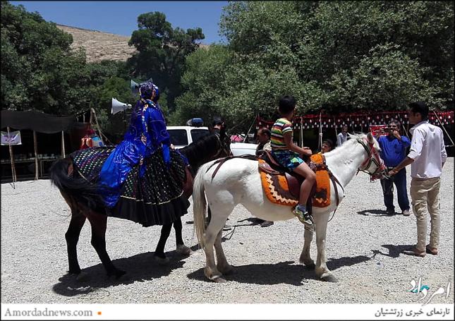 تش و پاتیل در اقلید شیراز برگزار شد