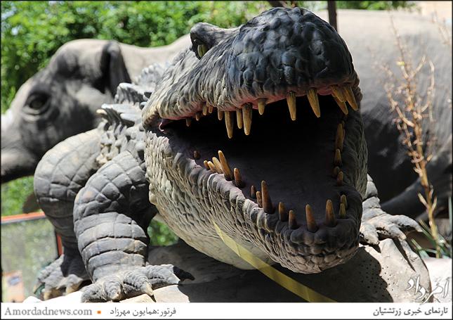 تمساح های ماقبل تاریخ