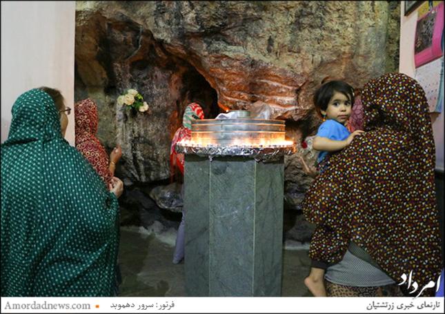 نیایش گروهی زرتشتیان در پیر نارستانه از دوم تا ششم تیرماه در گاهشمار خورشیدی برگزار میشود