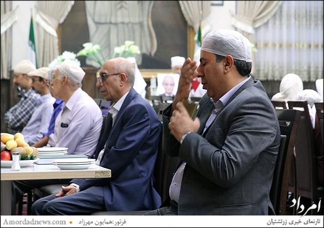 بابک سلامتی سردبیر دوهفته نامه امرداد