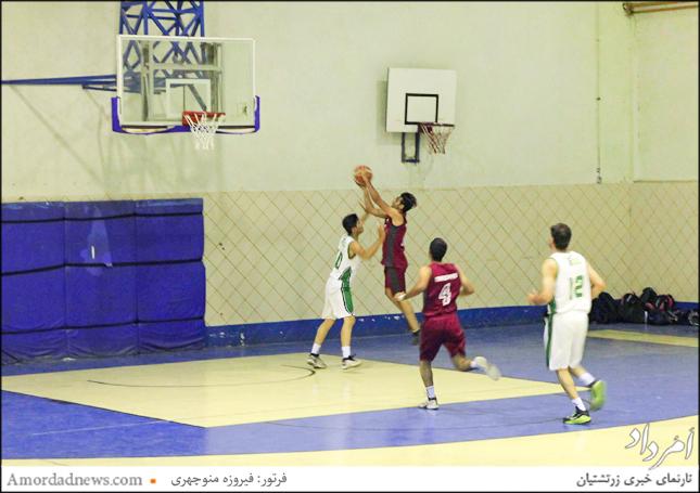 تیم بسکتبال جوانان زرتشتی یزد وابسته به سازمان و باشگاه جوانان زرتشتی یزد است