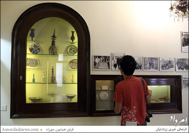 تالار عکسهای خانوادگی موزه مقدم