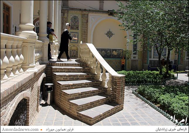 تالار سفال موزه مقدم