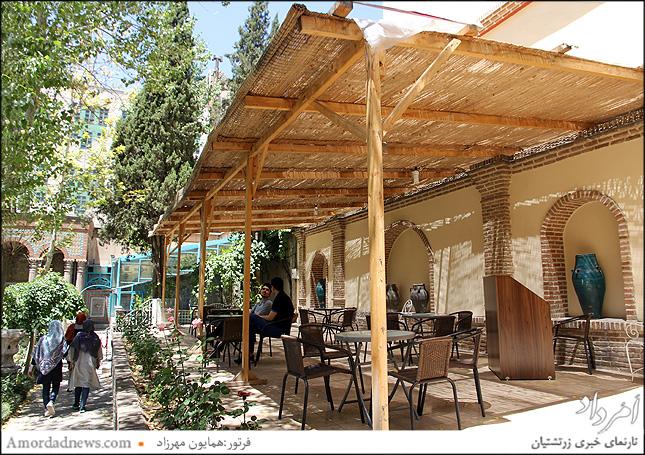 بوفه سنتی موزه مقدم