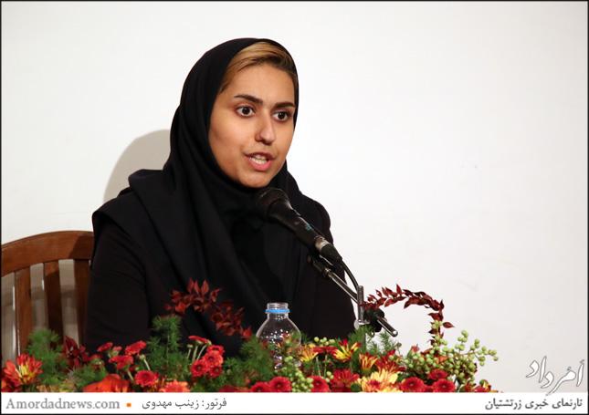 نسرین فخری مدیر گروه آموزش کمیسیون ملی یونسکو