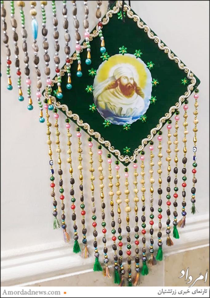 نماشگاه هنرهای دستی زرتشتیان در انجمن اشا برپا میشود