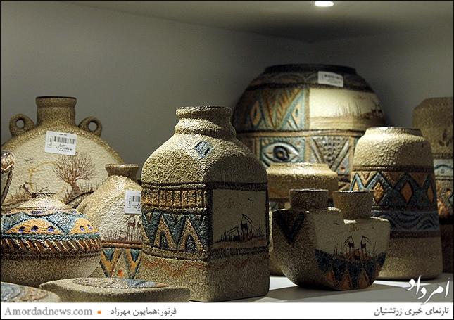 پیشینهی سفالینهها در ایران به بیش از 10 هزار  سال میرسد