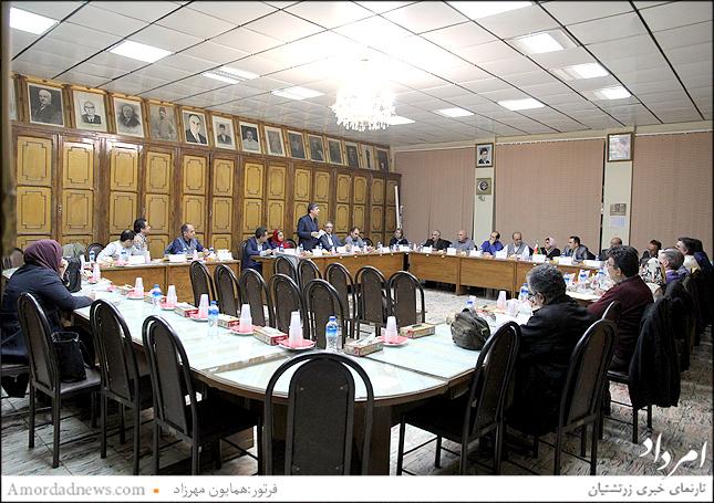 انجمن زرتشتیان تهران تبصرهای برای حضور خبرنگاران را تصویب کرد