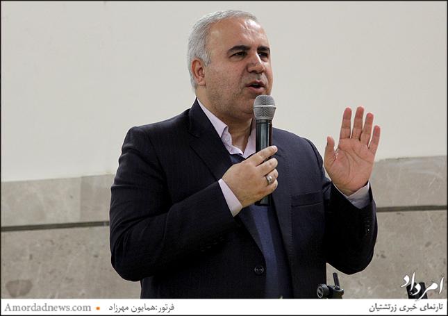 دکتر نظریان مدیریت آموزش و پرورش منطقه 6 تهران
