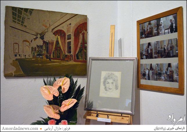 عکسهایی از جوانی استاد شکیبا و زنده یاد جمشید مشایخی
