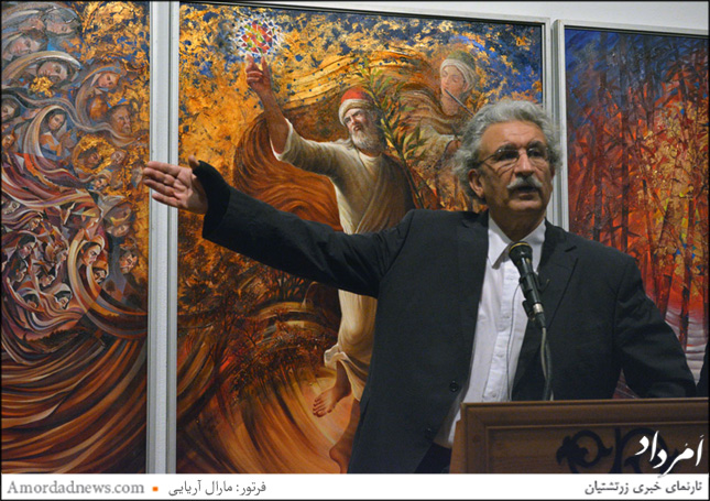 عبدالرشیدی پیشکسوت مجری رادیو، روزنامهنگار
