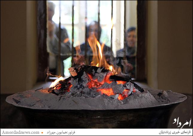 آذر ایزد؛ نگهبان آتش گرمابخش زندگی در گاهشمار زرتشتی