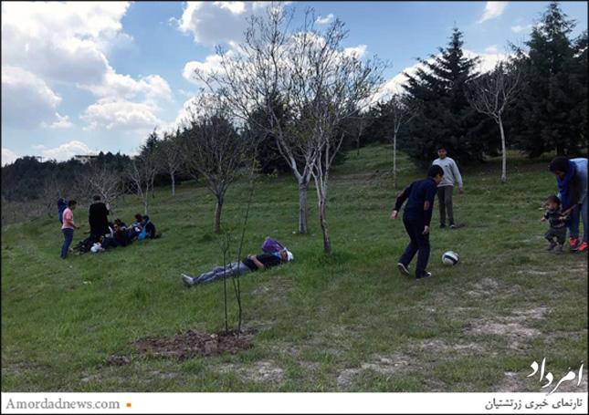 پارک جنگلی باراجین محلی مناسب برای گذراندن اوقات فراغت و لذت بردن از هوای مطبوع و کوهپایهای است.