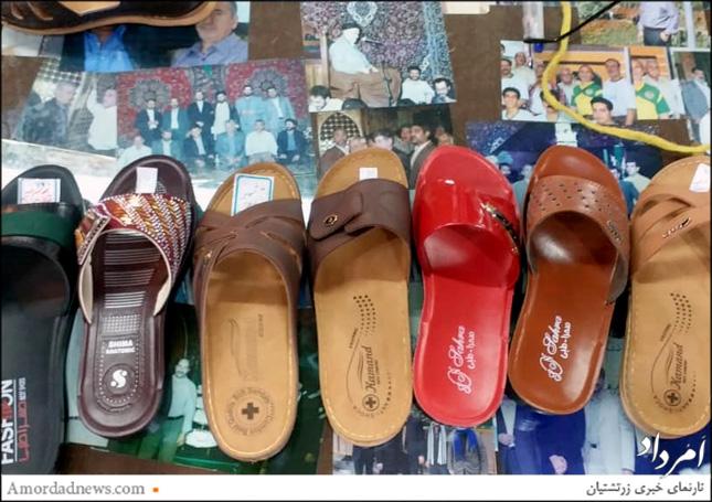 نزدیک به 10 میلیون تومان کفش بچگانه، زنانه و مردانه خریداری برای سیلزدگان خریداری شد