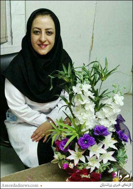 فیروزه پوروشسب، «ماما» زرتشتی؛ مربی برجسته آمادگی زایمان در استان یزد