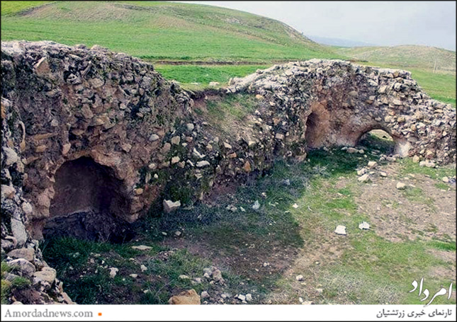 آتشکده موشکان از آثار تاریخی شهرستان چرداول در استان ایلام است