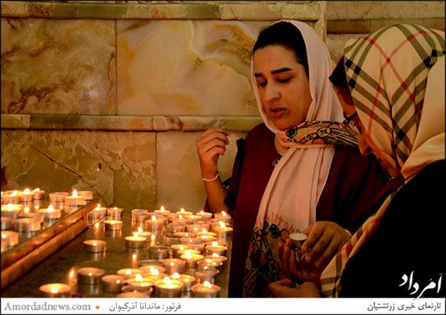 بیستمین روز از ماه سیروزهی زرتشتیان ورهرام به چم (:معنا) پیروزی نامیده میشود