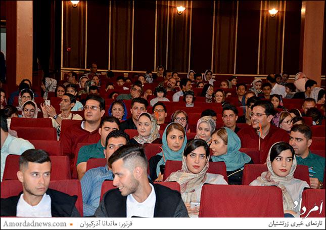 نهمین جشن دوقلوها و چندقلوها در تهران