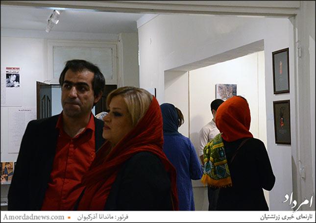 نمایشگاه گروهی عکس و شاهنامه تا پنجم تیرماه پذیرای بازدیدکنندگان است