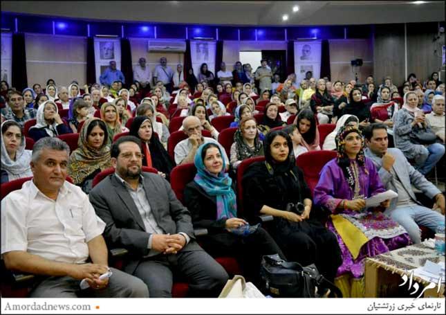 جشن تیرگان از سوی انجمن هماندیشان فرهنگی برگزار شد