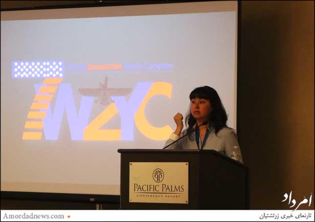 گزارش روز سوم کنگره جهانی جوانان زرتشتی در لوسآنجلس