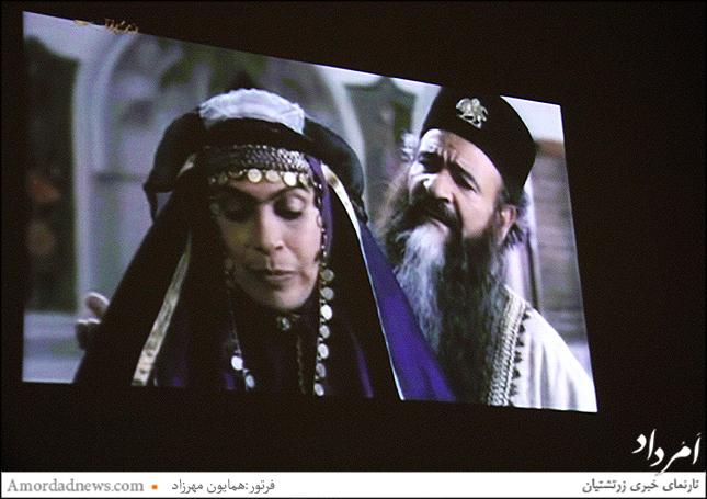 بازی در نقش ناصرالدین شاه با گوهر خیراندیش