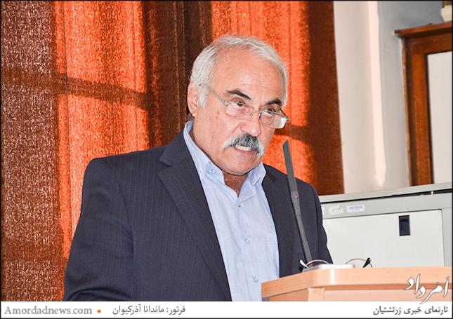 محمدرضا محمدی، مدیرعامل بنیاد دست نوشتههای کهن