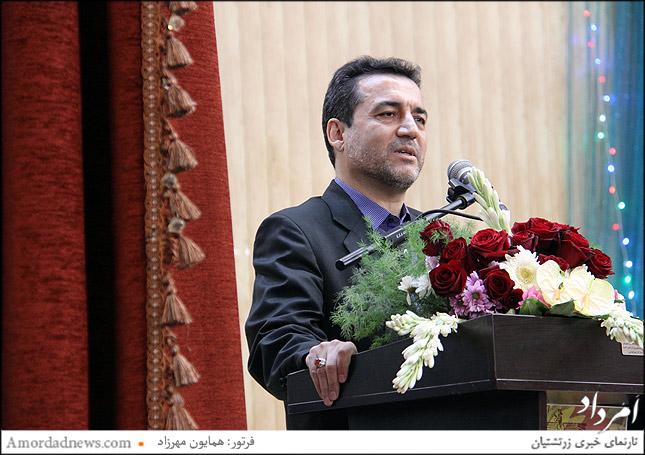 سعید تقوی مسوول پیشین امور ادیان در وزارت ارشاد اسلامی