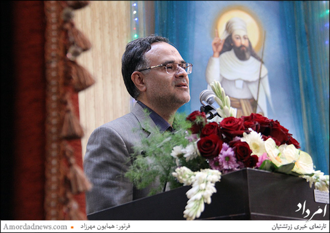 میردهقان مسوول امور ادیان در وزارت ارشاد اسلامی