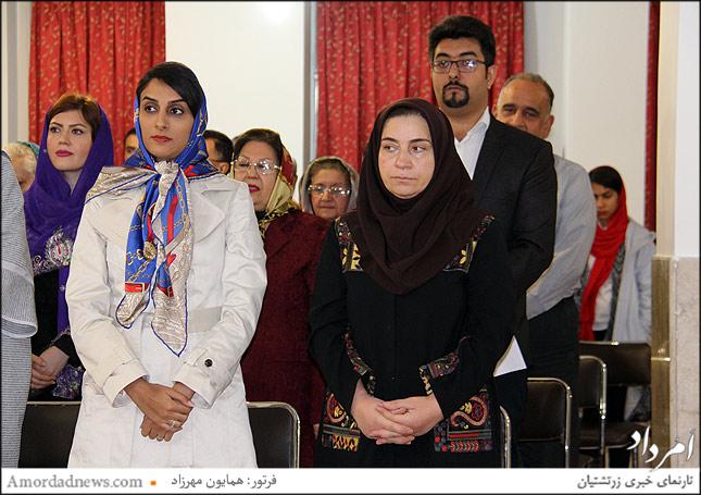 چهره راست: صیدی نماینده وزارت کشور