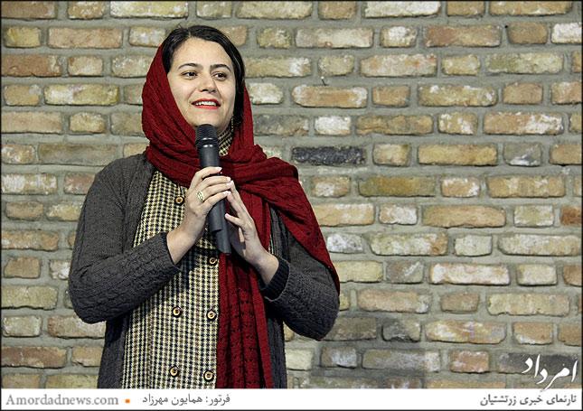 نسرین خنجری کارگردان و نویسنده داستان های کودکان