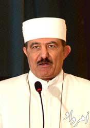 موبد دکتر اردشیر خورشیدیان در هفتمین نشست منطقهایجهانی سلامت در بارهی آب و هوا در آیین زرتشت سخنرانی میکند