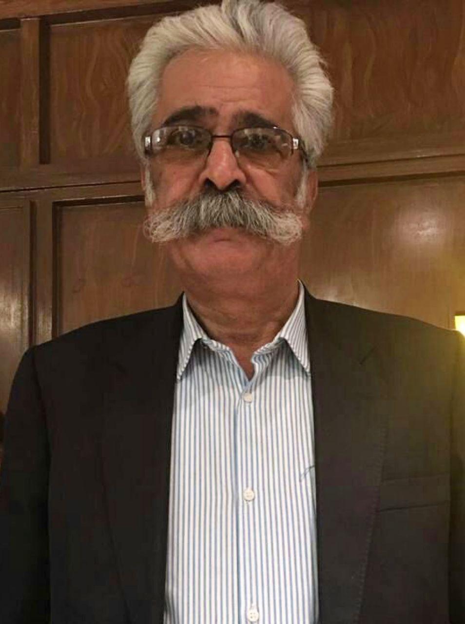 رستم فولادی فرنشین دبیرخانهی انجمن زرتشتیان تهران شد