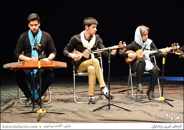 جشنواره موسیقی زرتشتیان