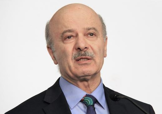 دکتر رضا مریدی وزیر علوم آنتاریو کانادا