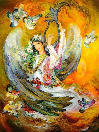 دلستانسرایی در ادب پارسی