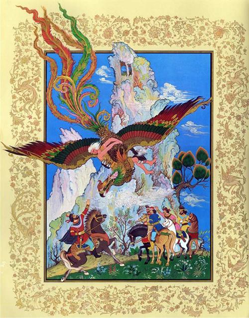 نماد پزشكی ایران، مار یا سیمرغ!