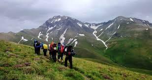 پیمایش طبیعتگردی به یاد جانباختگان زرتشتی با اجرای گروه کوهنوردان زرتشتی